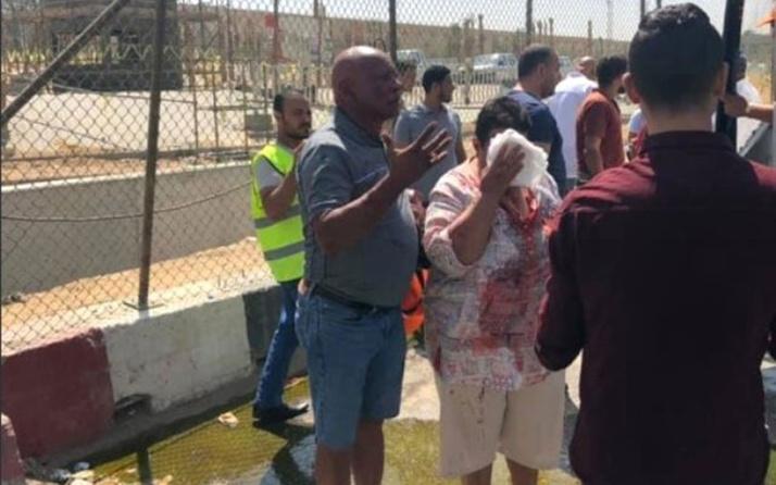 Mısır'da, piramitlerin yakınında patlama! Çoğu yabancı turist 16 kişi yaralandı