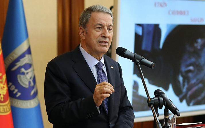 Milli Savunma Bakanı Hulusi Akar yeni gelişmeyi duyurdu : Hazırlıklarını yapıyoruz