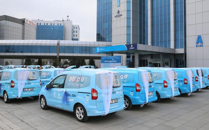 Mobil İSKİ ile 300 bin İstanbullu şubeye gitmeden işini halletti