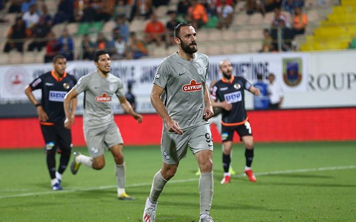 Vedat Muriqi'den transfer açıklaması