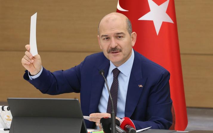 "Soylu'dan CHP'li Özel'e ""berber"" cevabı"