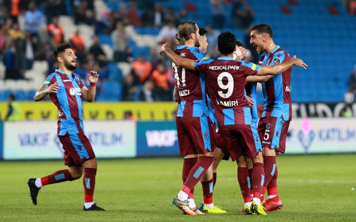 Trabzonspor, Çaykur Rizespor karşısına çıkıyor