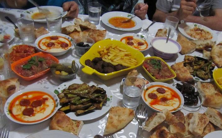 Ramazan'da sağlıklı beslenmek için uzmanından öneriler