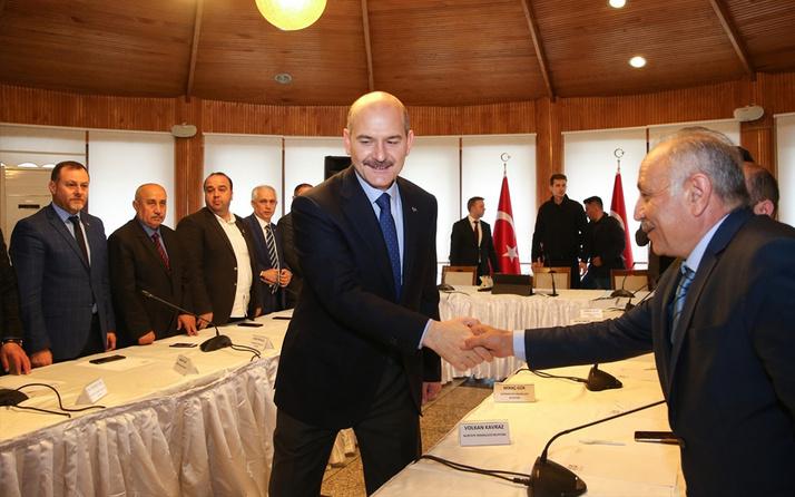 Süleyman Soylu'dan'YSK çaldı yazmadı' diyenlere yanıt