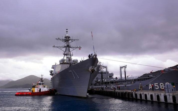 İran'dan ABD'ye tehdit: Düşmanı uyarıyorum gemilerinizi batırırız
