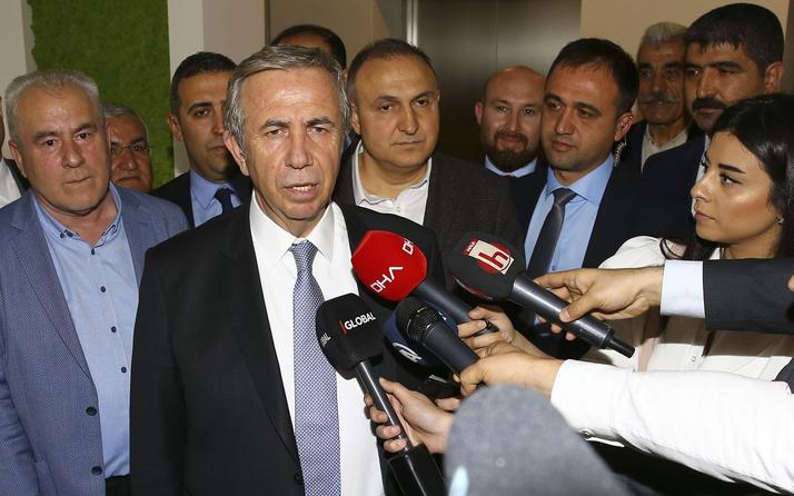 Mansur Yavaş'tan yetki tepkisi! Israrları devam ederse Erdoğan'la görüşeceğim