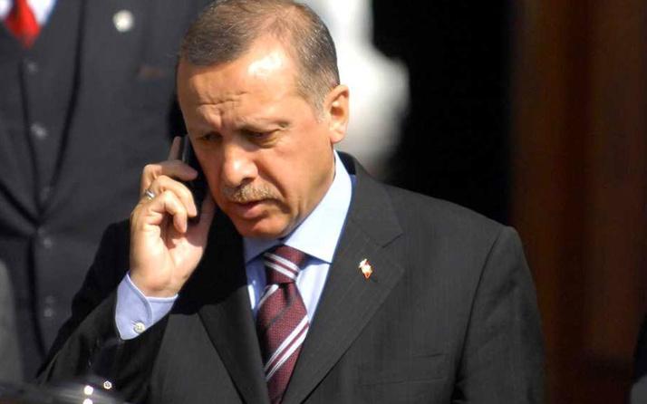 Cumhurbaşkanı Erdoğan'dan KKTC'ye tebrik telefonu