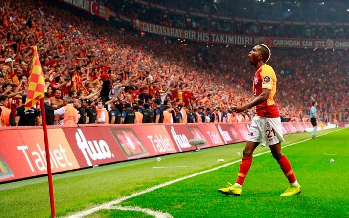 Onyekuru Galatasaray'da kalacak mı? İşte yanıtı