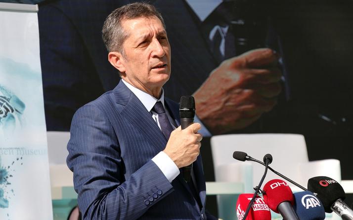 Milli Eğitim Bakanı Ziya Selçuk milat olacak deyip duyurdu