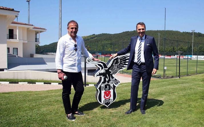 Abdullah Avcı Beşiktaş'a imza attı bakın ne sözü verdi