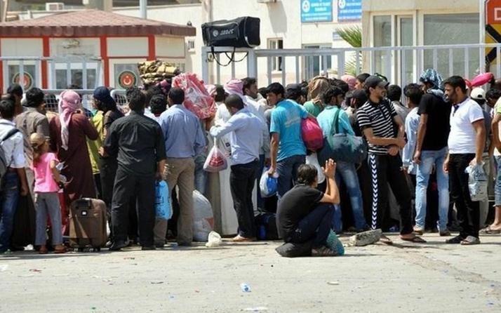 İçişleri Bakanlığı ülkesine dönen Suriyeli sayısını açıkladı