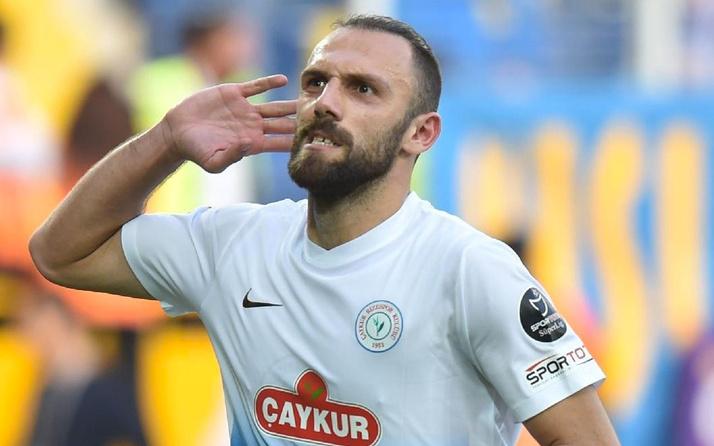 Çaykur Rizespor Vedat Muriç transferinden ne kadar kazanacak