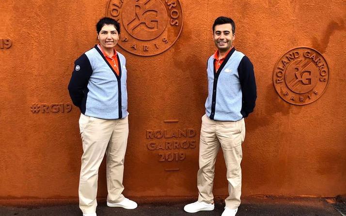 Roland Garros'a Türk kule hakemi! Serdar Sumer tarihte bir ilki başardı