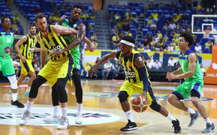 Fenerbahçe Beko, THY Avrupa Ligi'nde Baskonia ile karşılaşacak