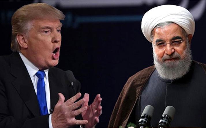 Trump açıkladı! İran'a ait İHA'yı düşürdük
