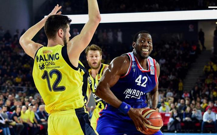 Basketbol Süper Ligi'nde finalin adı belli oldu!