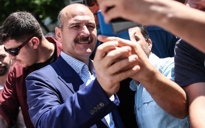 Süleyman Soylu'dan Akşener'e 'stajyer' yanıtı