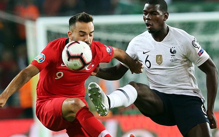 A Milli Takım son dünya şampiyonu Fransa'yı devirdi