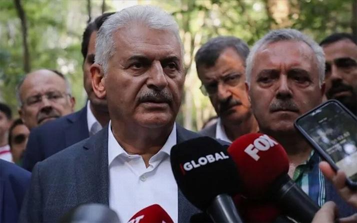Binali Yıldırım'dan Kürdistan ifadesi açıklaması