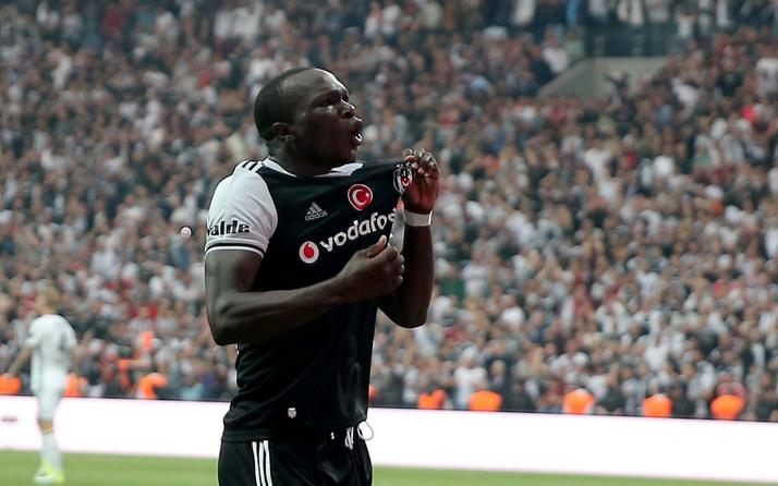 Beşiktaş'tan Aboubakar bombası