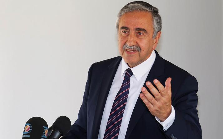 KKTC Cumhurbaşkanı Mustafa Akıncı'dan Doğu Akdeniz mesajı