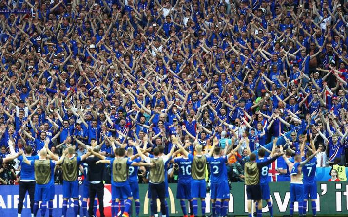 İzlanda'da fırçalı provokasyon hazırlığı!