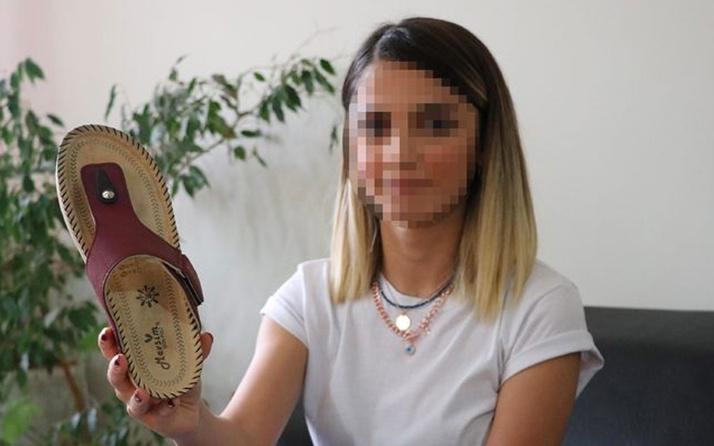 Denizli'de pes dedirten dava! Tacizciye atılan terlik 'silah' sayıldı
