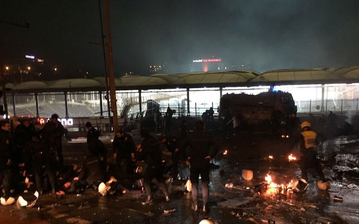 Beşiktaş saldırısının faillerinden PKK'lı terörist 3 yıl sonra yakalandı