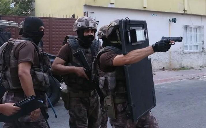 Adana'da DAEŞ'e nefes kesen operasyon: Çok sayıda gözaltı var