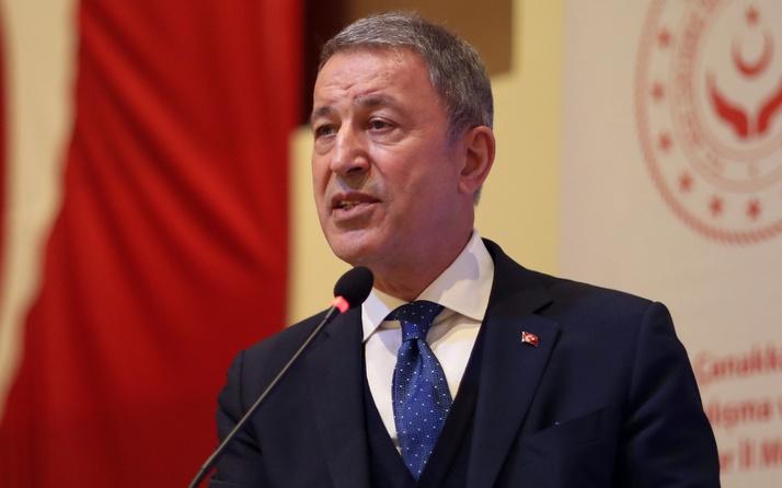 Bakan Akar'dan CHP, MHP ve İYİ Parti'ye ziyaret