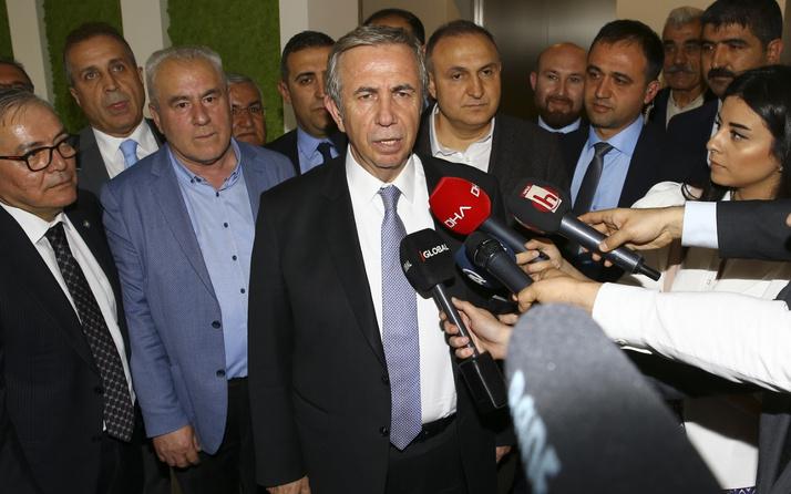 Mansur Yavaş'tan Ankaralılara uyarı: Dikkatli ve tedbirli olmaya davet ediyoruz