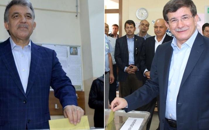 Abdullah Gül ve Ahmet Davutoğlu'na oyunun rengini açıkla çağrısı