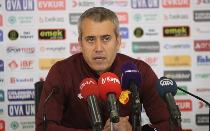 Yeni Malatyaspor, teknik direktör Kemal Özdeş ile temasta