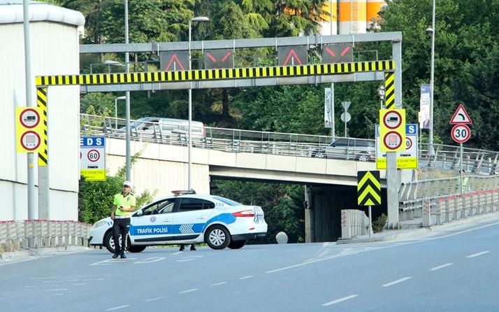 Bomonti-Dolmabahçe Tüneli'nde feci motosiklet kazası: 1 ölü