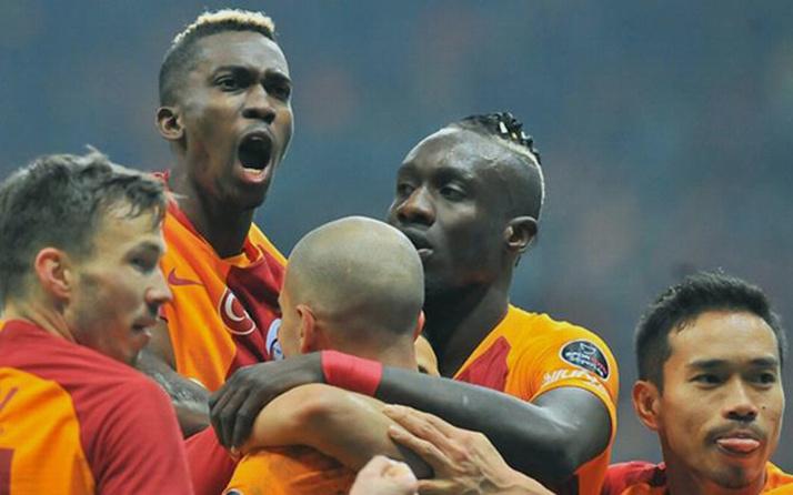 Galatasaray'da yıldızlara tatil yok!