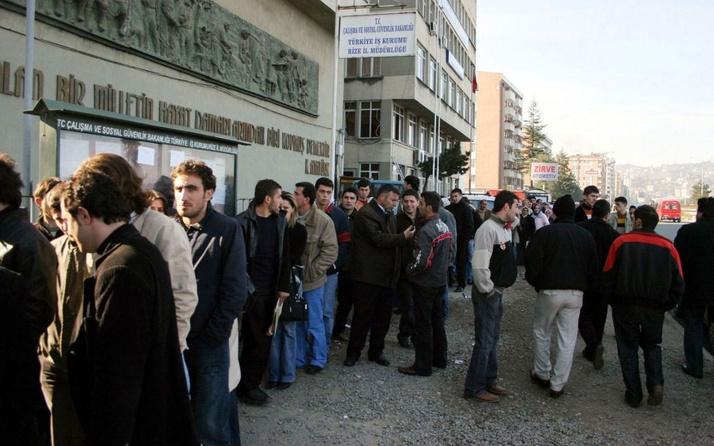 İŞKUR açıkladı! İşte Türkiye'deki işsiz sayısı