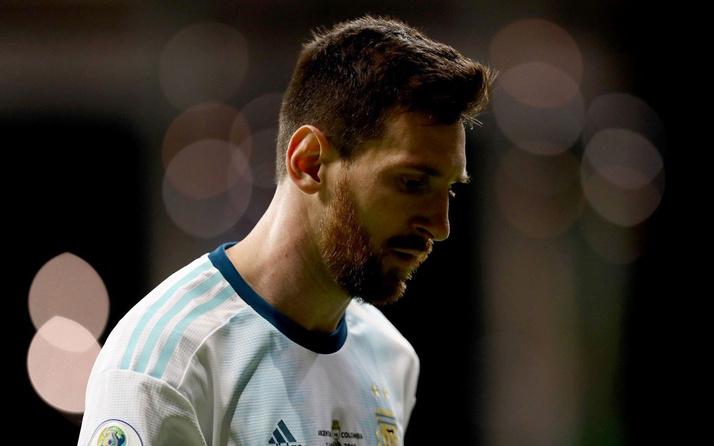 Lionel Messi hüsrana uğradı! Arjantin Kupa Amerikaya kötü başladı