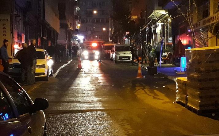 İstanbul'da Rus ve Gürcüler'den susturuculu silahlarla çatışma!