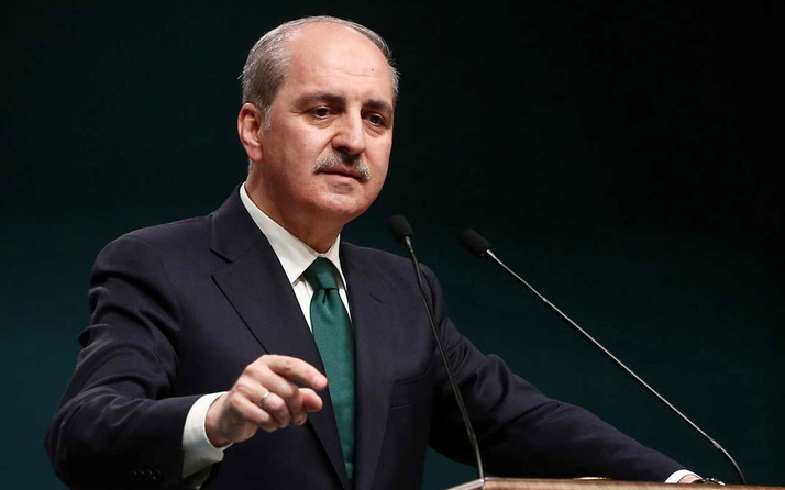 Numan Kurtulmuş: Erdoğan, ABD'de Türkiye'nin güçlü duruşunu ortaya koydu