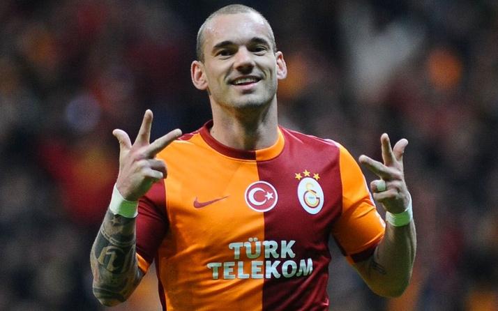 Sneijder'le el sıkışıldı! Türkiye'ye gelmesindeki tek engel Galatasaray