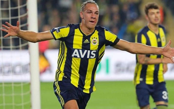 Fenerbahçe'ye Frey piyangosu vurdu