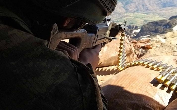 Siirt'te Herekol Dağı kırsalında 6 terörist etkisiz hale getirildi
