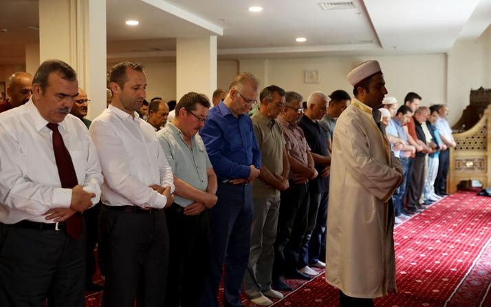 Uygur Türkü Nurmuhammed Tohti için gıyabi cenaze namazı