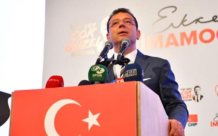 Ekrem İmamoğlu'na Erdoğan'ın katılacağı programa davet!