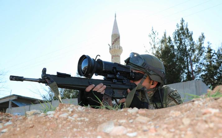 İçişleri Bakanlığı duyurdu Tunceli'de 4 terörist etkisiz hale getirildi