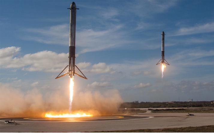 Elon Musk'ın SpaceX roketi okyanusa çakıldı