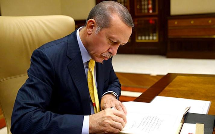 Cumhurbaşkanı Erdogan imzaladı yeni kararlar Resmi Gazete'de yayımlandı