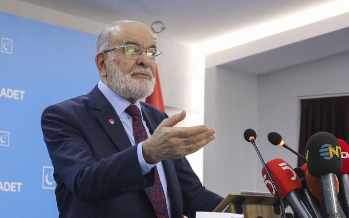 Temel Karamollaoğlu: AB'ye girmek istiyorsak AİHM'in Demirtaş kararına uymalıyız