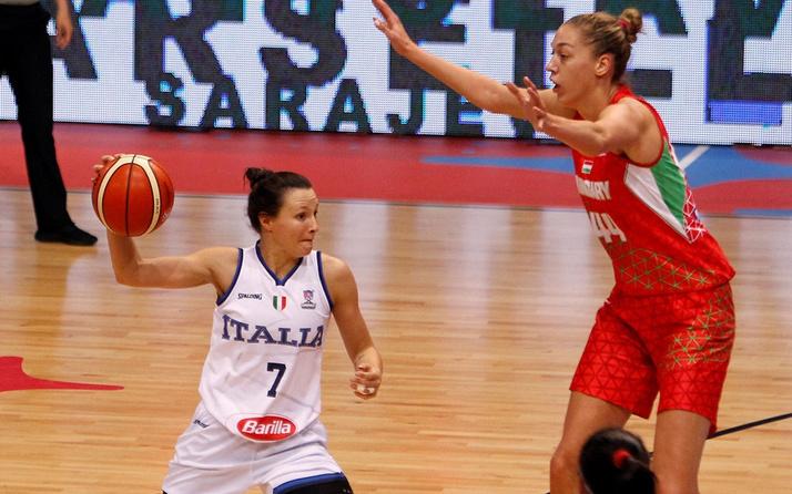 2019 FIBA Kadınlar Avrupa Basketbol Şampiyonası'nda milli takıma kötü haber