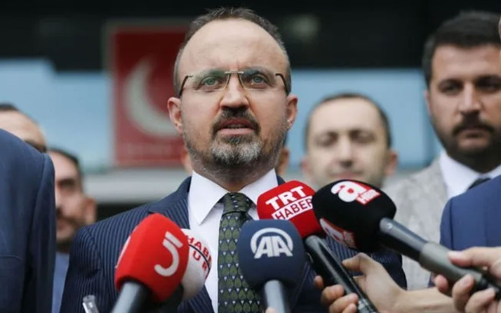 AK Parti'den muhalefete tezkere tepkisi